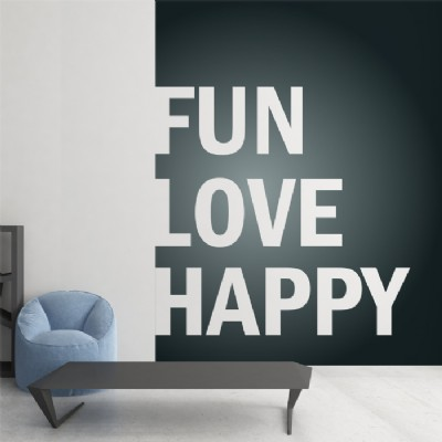 FUN LOVE HAPPY