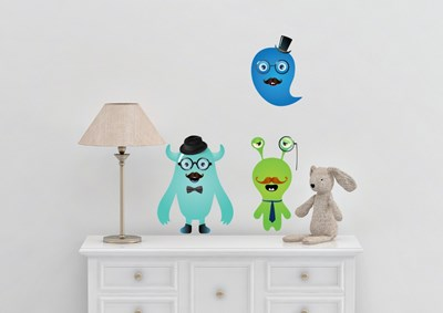 CUTE MONSTERS 1