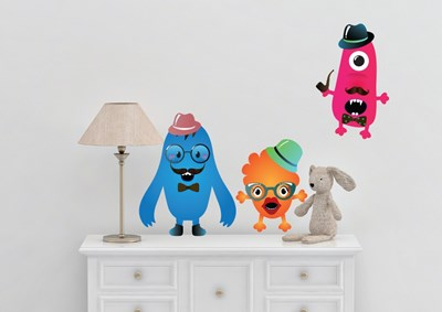 CUTE MONSTERS 3