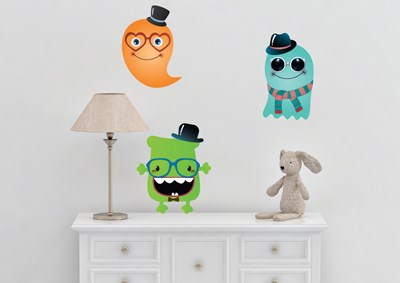 CUTE MONSTERS 5